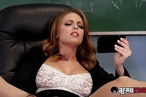 Smoking hot Britney Amber spitroasted by BBC students