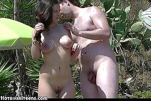 Nudist Milfs Naked Beach Voyeur Spy Cam HD Video III