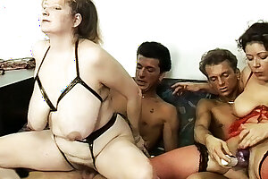German mature bbw anal orgy